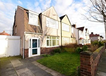 Thumbnail 4 bed semi-detached house for sale in St Georges Road, Wallasey, Merseyside