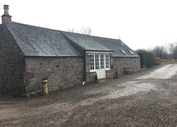 Thumbnail 2 bed detached bungalow to rent in The Smithy The Cairn, Forfar