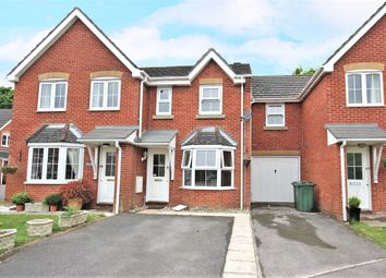 Thumbnail 3 bed terraced house for sale in Cobham Grove, Whiteley, Fareham