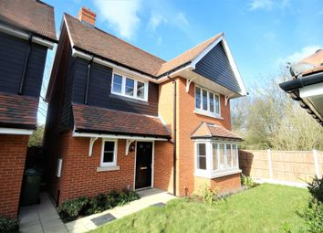 Thumbnail 4 bed detached house for sale in Whitefield Way, Kelvedon Hatch, Brentwood