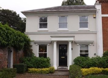 Thumbnail 2 bed semi-detached house for sale in Chalk Lane, Epsom, Surrey