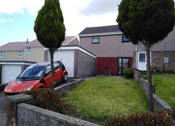 Thumbnail 3 bedroom property to rent in Hollett Road, Treboeth, Swansea