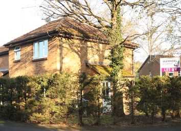 Thumbnail 1 bedroom semi-detached house to rent in Wych Hill Park, Hook Heath, Woking
