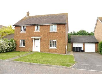 Thumbnail 4 bed detached house for sale in Acacia Drive, Hersden, Canterbury