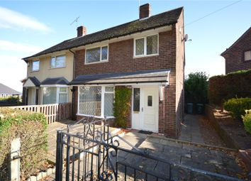 Thumbnail 3 bed semi-detached house for sale in Newhall Bank, Leeds, West Yorkshire