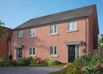 "Thumbnail 3 bed detached house for sale in ""The Sandgate"" at Stoney Haggs Road, Scarborough"