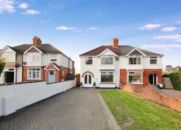 Thumbnail 3 bedroom semi-detached house for sale in High Street, Wroughton, Swindon
