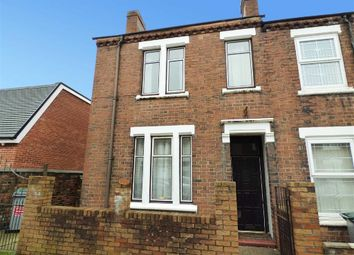 Thumbnail 3 bedroom end terrace house for sale in Furnace Road, Normacott, Stoke-On-Trent