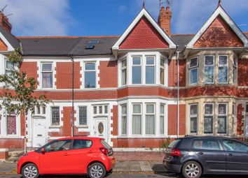 Thumbnail 3 bed flat to rent in Kimberley Road, Penylan, Cardiff