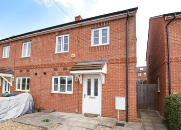 Thumbnail 3 bed terraced house to rent in Nowell Road, East Oxford