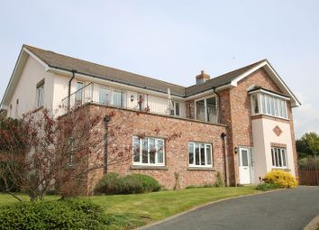 Thumbnail 5 bed detached house for sale in Carrick Bay View, Ballagawne Road, Colby, Isle Of Man