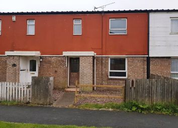 Thumbnail 3 bed terraced house to rent in Chiltern Gardens, Dawley, Telford