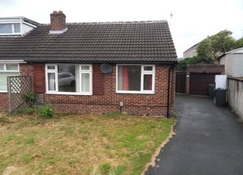 Thumbnail 4 bed semi-detached bungalow for sale in Thackray Avenue, Heckmondwike, West Yorkshire