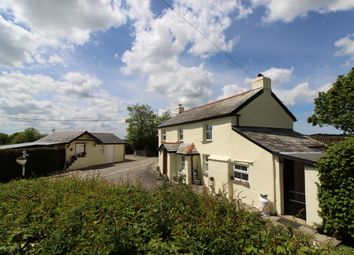 Thumbnail 5 bed cottage for sale in Kellacott, St. Giles-On-The-Heath, Launceston