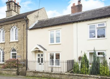 Thumbnail 1 bed semi-detached house for sale in The Street, Marham, King's Lynn