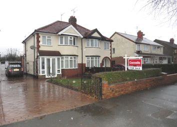 Thumbnail 3 bed semi-detached house for sale in Stafford Road, Fordhouses, Wolverhampton