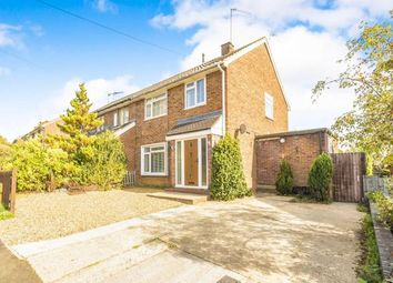 Thumbnail 3 bed semi-detached house for sale in Spring Drive, Stevenage, Hertfordshire, England