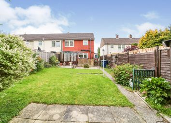 Thumbnail 3 bed end terrace house for sale in Macaulay Avenue, Great Shelford, Cambridge