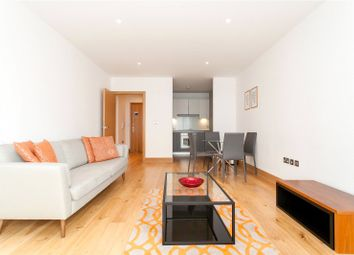 Thumbnail 1 bed flat to rent in Fusion Court, London