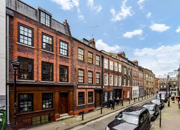 Thumbnail 4 bed town house for sale in Princelet Street, London