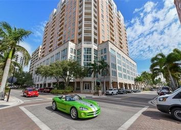 Thumbnail 2 bed town house for sale in 1350 Main St #1201, Sarasota, Florida, 34236, United States Of America