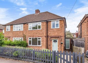 Thumbnail 3 bed semi-detached house for sale in Aylesbury Road, Bedford