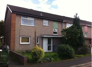 Thumbnail 3 bed end terrace house to rent in Wharfdale Drive, Eastham, Wirral