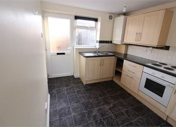 Thumbnail 2 bed end terrace house to rent in Chestnut Close, Exmouth, Devon.