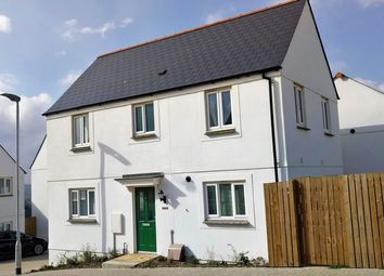 Thumbnail 3 bed detached house to rent in Gedon Way, Bodmin