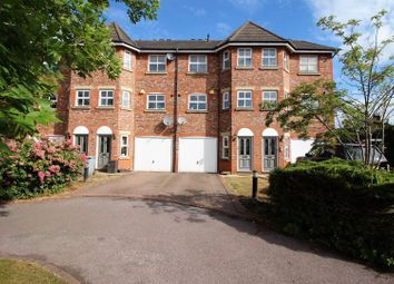 Thumbnail 3 bed town house for sale in Knutsford Road, Alderley Edge