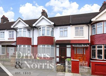 Thumbnail 4 bed terraced house to rent in Quemerford Road, Caledonian Road, London