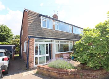 Thumbnail 4 bed semi-detached house for sale in Newhaven Road, Wallasey