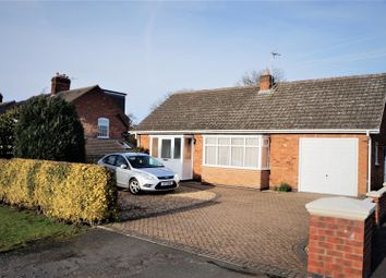 Thumbnail 3 bed detached bungalow for sale in Leicester Road, Thurcaston, Leicester