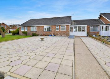 Thumbnail 2 bed bungalow for sale in Upperfield Drive, Felixstowe, Suffolk