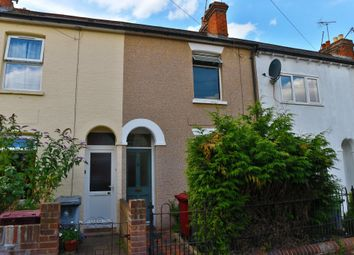 Thumbnail 2 bed terraced house to rent in Hatherley Road, Reading