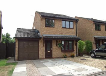 Thumbnail 3 bed detached house for sale in Locking Close, Bowerhill, Melksham