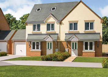 Thumbnail 4 bedroom detached house for sale in The Cedarwood, Primrose Court, Groveley Lane