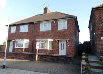 Thumbnail 3 bedroom semi-detached house for sale in Elizabeth Close, Hucknall, Nottingham