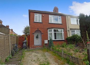Thumbnail 3 bed semi-detached house for sale in Badger Avenue, Crewe