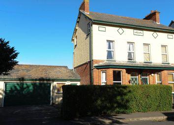 Thumbnail 4 bedroom semi-detached house for sale in Earlswood Road, Belmont, Belfast