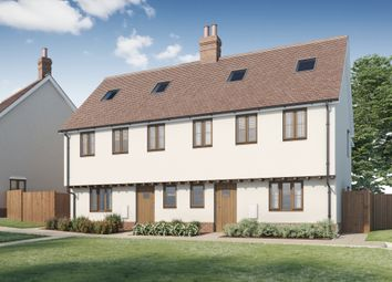 Thumbnail 2 bed semi-detached house for sale in Parkins Close, Colliers End, Ware