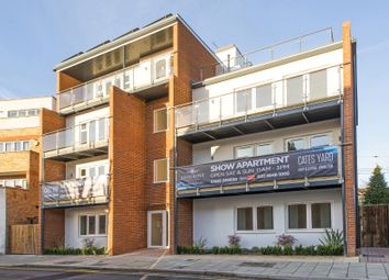 Thumbnail 1 bed flat for sale in Trojan Mews, Hartfield Road, London