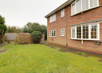 Thumbnail 1 bedroom flat for sale in Revesby Court, Scunthorpe