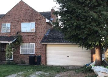 Thumbnail 4 bed semi-detached house to rent in Abbey View, Duton Hill, Dunmow, Essex