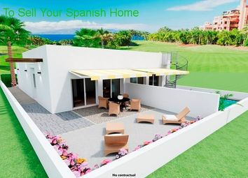 Thumbnail 2 bed semi-detached house for sale in Serena Grdens Town, Murcia (Costa Calida), Spain