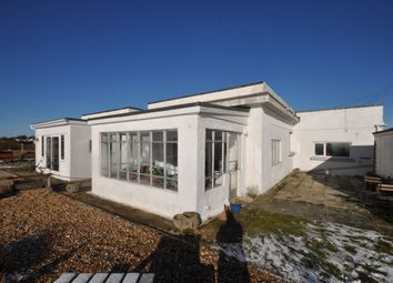 Thumbnail 3 bedroom bungalow to rent in Capel-Le-Ferne, Folkestone