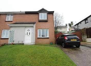 Thumbnail 3 bed semi-detached house for sale in Cedar Drive, Torpoint