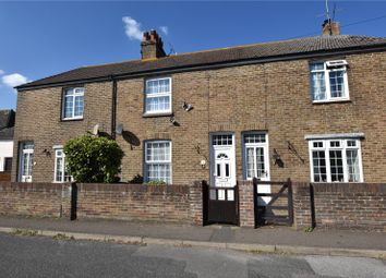 Thumbnail 2 bed terraced house for sale in Boundstone Lane, Sompting, West Sussex