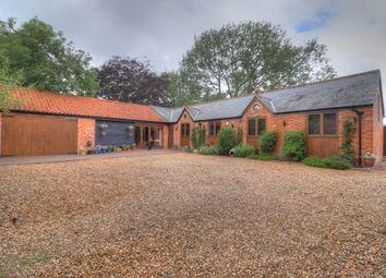 Meadowgate Lane, Elm, Wisbech PE14. 4 bed detached house