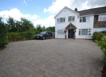 Thumbnail 4 bed semi-detached house for sale in Fairfield Rise, Billericay